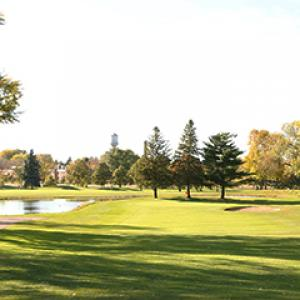 Goodrich golf course