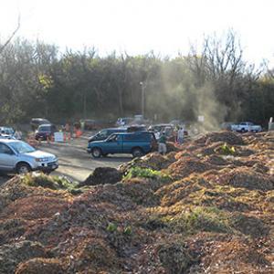 Arden Hills Yard Waste Collection Site