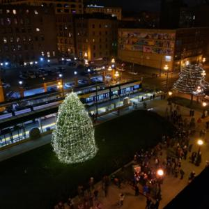 2016 Union Depot holiday tree