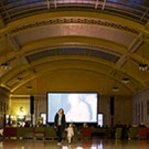 Union Depot Movie Night