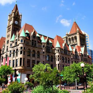 Landmark Center Building