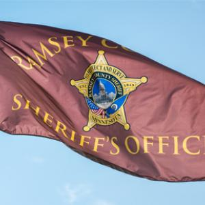 Ramsey County Sheriff's Office Flag